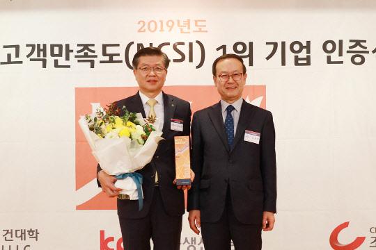 생산성본부 NCSI 은행부문 KB국민銀 13회 연속 1위